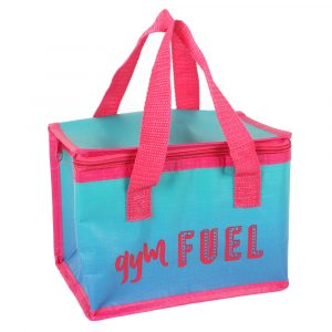 Gym Fuel Ombre Lunch Bag